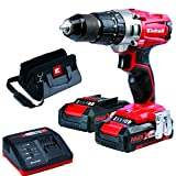 Einhell TE-CD 18/2 Li-I Kit Power X-Change 18 V...