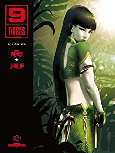 9 Tigres Edition simple Tome 1