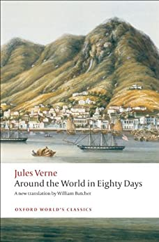 Around the World in Eighty Days par [Verne, Jules]