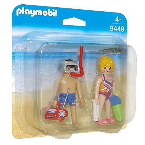 Playmobil- Playa Juguete
