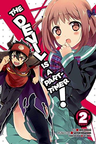 The Devil Is a Part-Timer, Vol. 2 (manga) (The Devil Is a Part-Timer! Manga) (English Edition)