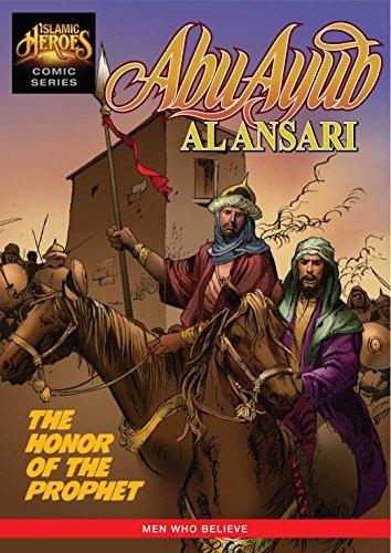Abu Ayub Al-Ansari (English Edition) por Abu Hasan Mohd Yusof