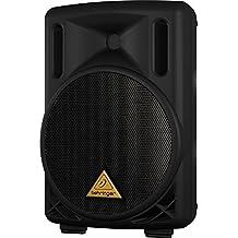 Behringer Eurolive B208D Cassa attiva amplificata diffusore DJ PA (50watt RMS - 200watt PEAK, a 2 vie, woofer da 18 CM, struttura in