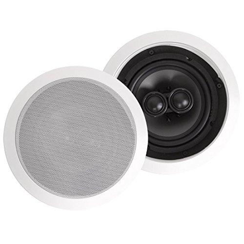 Ic-einbauleuchte (DYNAVOICE InCeiling ic-6d - Lautsprecher-Einbauleuchte 6,5 (Funktion Stereo). Weiß.)