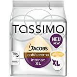 Tassimo Jacobs Caffè Crema intenso XL, 5er Pack (5 x 144 g)