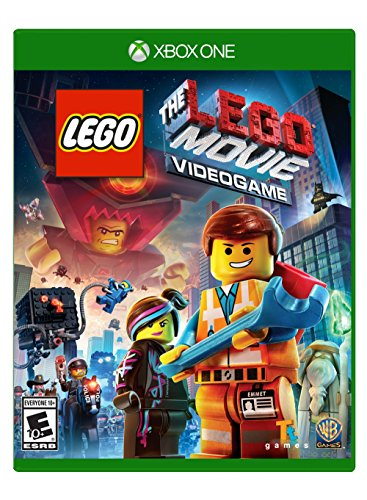 The LEGO Movie Videogame - Western Emmet Minitoy Edition (Xbox One) (The Xbox Movie One Videogame Lego)
