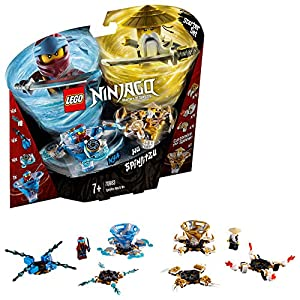 LEGO 70663 Ninjago NYA e Wu Spinjitzu (Ritirato dal Produttore) 5702016367331 LEGO