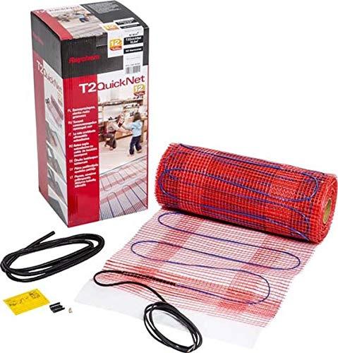 nVent Thermal Heizmatte 160W 4,0m² T2QNet-P160-4,0M2/TC mit Thermostat Heizmatte 5414506004373