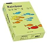 Papyrus 88042612 Druckerpapier Rainbow 120 g/m², A4 250 Blatt leuchtend grün