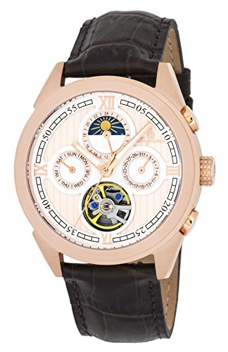 Burgmeister orologio da uomo automatico Denton, BM340-365