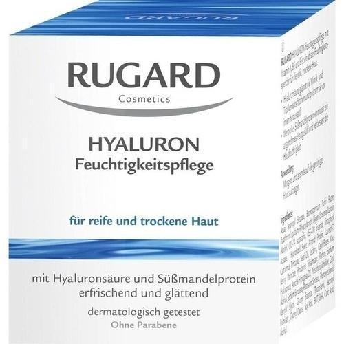 RUGARD Hyaluron Feuchtigkeitspflege 50 ml