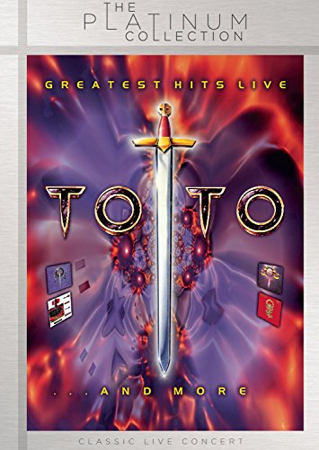 Bild von Toto - Greatest Hits Live ... and More (The Platinum Collection)