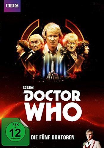 Fünfter Doktor: Die fünf Doktoren (3 DVDs)