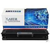 Amstech Kompatibel Toner MLT-D111S Tonerkartusche Replacement fuer Samsung Xpress SL-M2020 M2020W M2022 M2022W M2070 M2070W M2070F M2070FW (1000 Seiten)