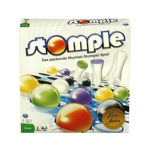 19274 - Stomple - Strategiespiel (Ur-brettspiel)