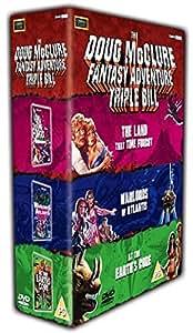 The Doug Mcclure Fantasy Adventure Triple Bill [Import anglais]