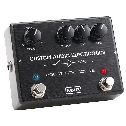 Dunlop Mc-402 custom audio electronics Boost/overdrive Boost/overdrive