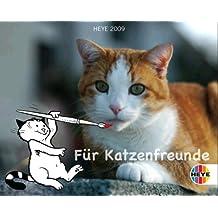 Katzen Tagesabreisskalender 2009