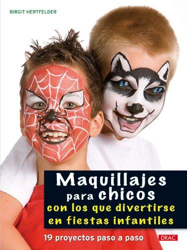 Maquillajes Para Chicos por Birgit Hertfelder