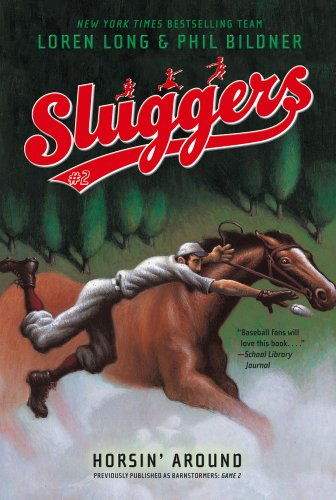 Horsin' Around (Sluggers Book 6) (English Edition)