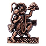 stylewise Messing Lord Hanuman Statue Religiöses Geschenk Auto Home Office mere