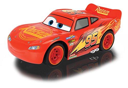 "Preisvergleich Produktbild Dickie-Spielzeug 203084003 - Fahrzeug ""RC Cars 3 Turbo Racer Lightning McQueen"""