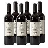 Südtiroler Lagrein Dunkel Rotwein Südtirol Italien DOC 2016 trocken (6x 0.75 l)