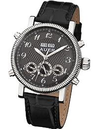 AUER Classic Collection BA-507-GyBL Reloj Automático para hombres Diseño Clásico