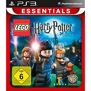 Lego Harry Potter – Die Jahre 1 – 4 [Essentials] – [PlayStation 3]