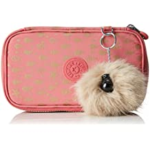 Trousse Kipling 50 Pens Pink Gold Drop rose sNoKIda2