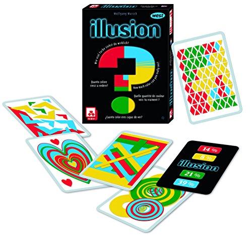 NSV - 4057 - ILLUSION - Kartenspiel Preisvergleich