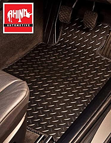 CHRYSLER JEEP GRAND CHEROKEE 1999-2005 Alternative pattern Fully Tailored Heavy Duty Rubber Car Mats