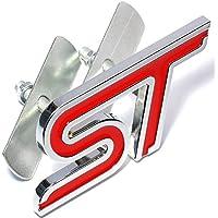 Garage-SixtySix Enfriador Barbacoa Emblema St Rojo