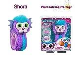 Besimple Wrapples Electronics Plush Animals Furry Pets (S-Shora)