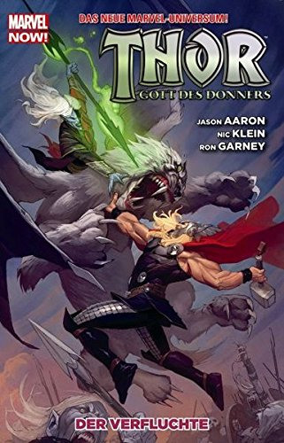 Thor - Gott des Donners: Bd. 3: Der Verfluchte