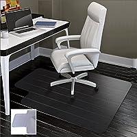 """SHAREWIN Chair Mat for Hard Wood Floors - 36""""x47"""" Heavy Duty Floor Protector - Easy Clean"""