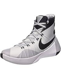 Nike Prime Hype DF, Zapatillas de Baloncesto para Hombre, Azul/Blanco (Game Royal/Wht-PHT Bl-WLF Gry), 46 EU