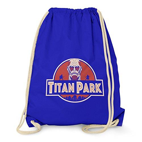 TEXLAB - Titan Park II - Turnbeutel, (Kinder Annie Kostüme Für)