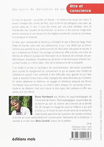 Book's Cover of De Blanche-Neige à Harry Potter, des histoires pour rebondir : La résilience en question