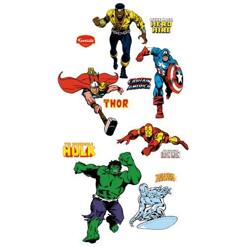 phic (Superhelden-dekor)