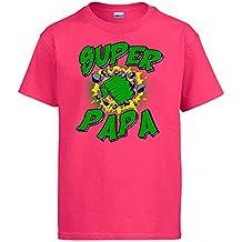 Diver Camisetas Camiseta Súper Papá ...