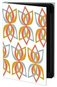 Keka Anna Dent Étui pour iPad Mini Motif fleurs de gousses