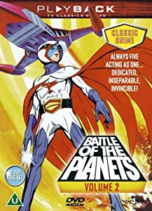 Battle of the Planets - Volume 2 [DVD]