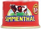 Simmenthal - Piatto pronto di carni bovine in gelatina vegetale, 1,5% di grassi - 4 confezioni da 3 scatole da 70 g [840 g, 12 scatole]
