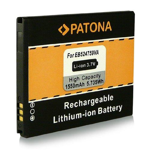 Batería EB524759VA para Samsung Attain 4G SCH-R920 | Samsung Focus S SGH-i937...