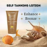 Best Tanning Lotion With Bronzer - EasyBuy India Lanthome Self dark cream for tanning Review