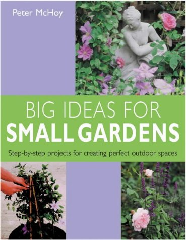 Big Ideas for Small Gardens: Step-by-step Projects for Creating Perfect Outdoor Spaces