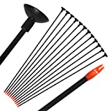 "Best unknown Arrows - e5e10 12Pcs Children Target Practice Fiberglass Arrows 29"" Review"