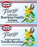 Dr.Oetker Finesse Natürliches Bourbon-Vanille Aroma, 11er Pack (11 x  )
