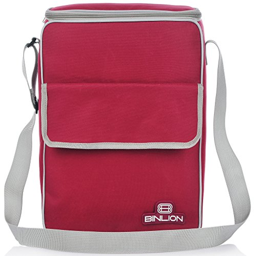 binlion-lunch-cooler-tote-red